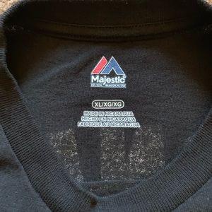 Majestic Shirts - Xl majestic orioles t shirt